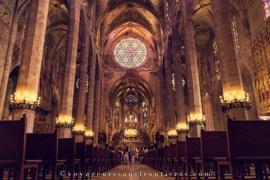 Cathédrale de Palma de Majorque - Baléares