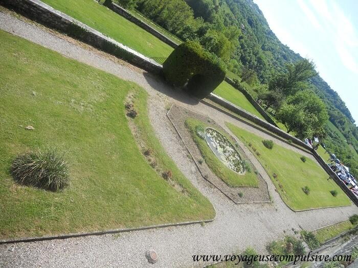Les jardins du Château de Montrottier, à 15 minutes d'Annecy