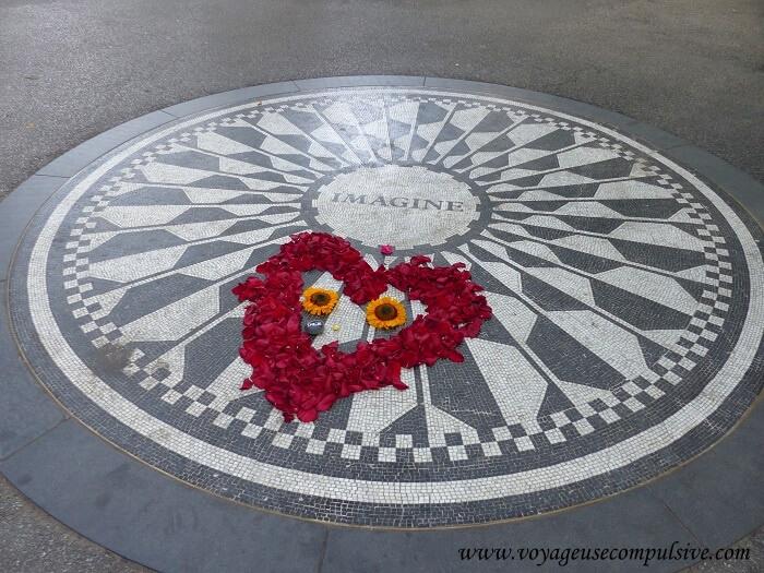 Strawberry Fields, le mémorial à la mémoire de John Lennon