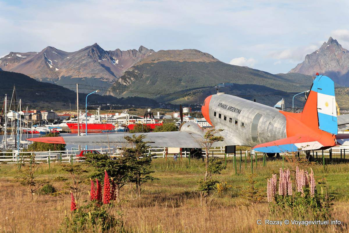 Flying Club Ushuaia Argentina