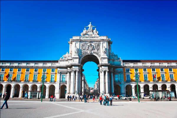 Arco de Rua Augusta | Voy a Lisboa - Guía de Lisboa