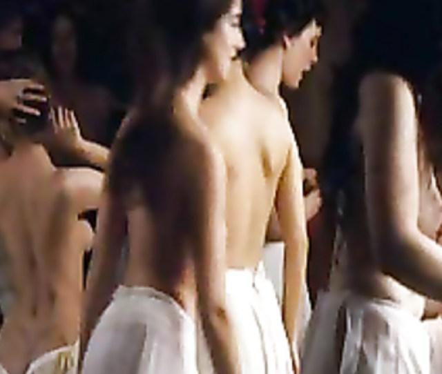 Beautiful Naked Ladies In Vintage Film