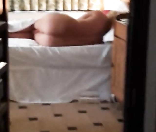 Wife Is Sleeping In The Bed Completely Naked Voyeurstyle Com