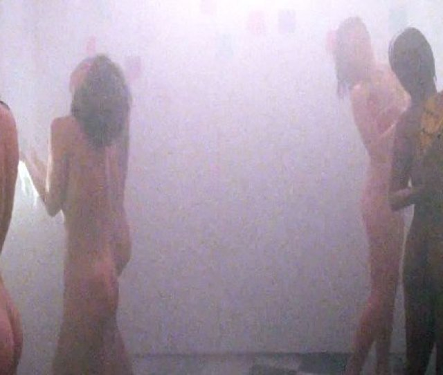 Naked Girls Taking A Shower In Scene From A Horror Movie Voyeurstyle Com
