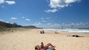 Sunshine Beach, en la Sunshine Coast.