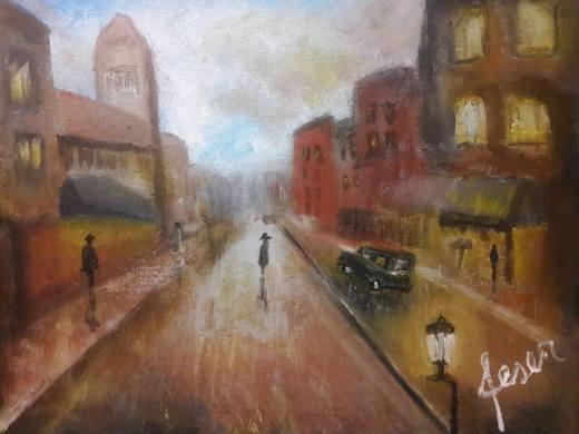 Ciudad de noche - Voz de la Esperanza