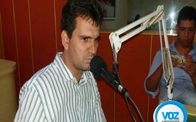Marcelo Gouveia abre série de entrevistas do Programa Francisco Júnior e Voz de Pernambuco nesta quarta (14)