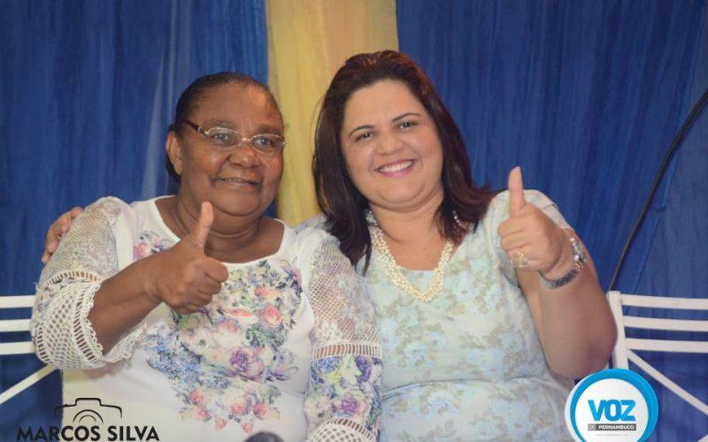 Chapa feminina será oficializada na noite deste sábado (30) em Lagoa do Carro
