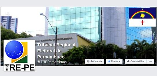 Facebook: TRE-PE lança página na rede social