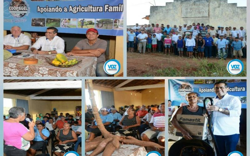 COOPAGEL festeja Dia do Agricultor em Timbaúba