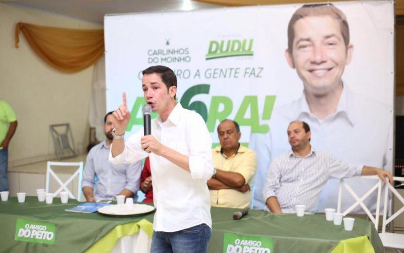 Presidente da câmara Dudu Izidoro realiza evento para prestação de contas em Carpina