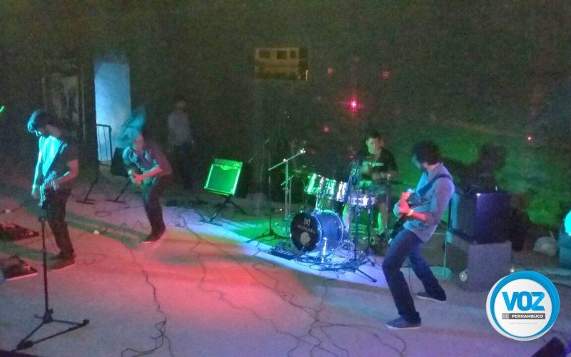 Bandas de Rock celebram mais uma edição do São Rock em Carpina