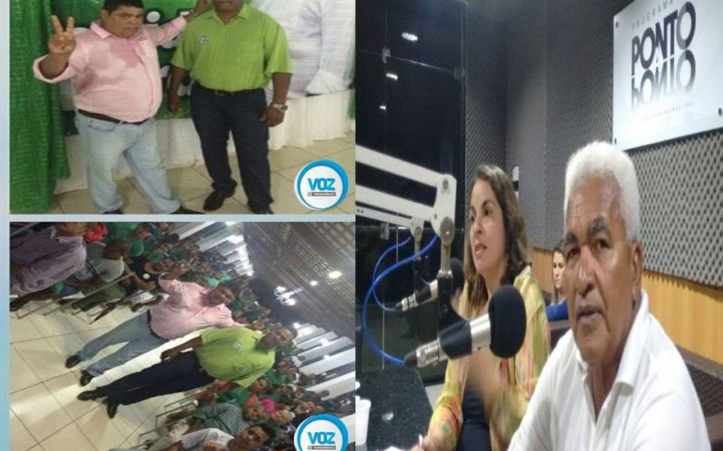 Biu Oliveira e Pedro Rico serão entrevistados nesta quarta (21) no Programa Francisco Jr e Voz de Pernambuco