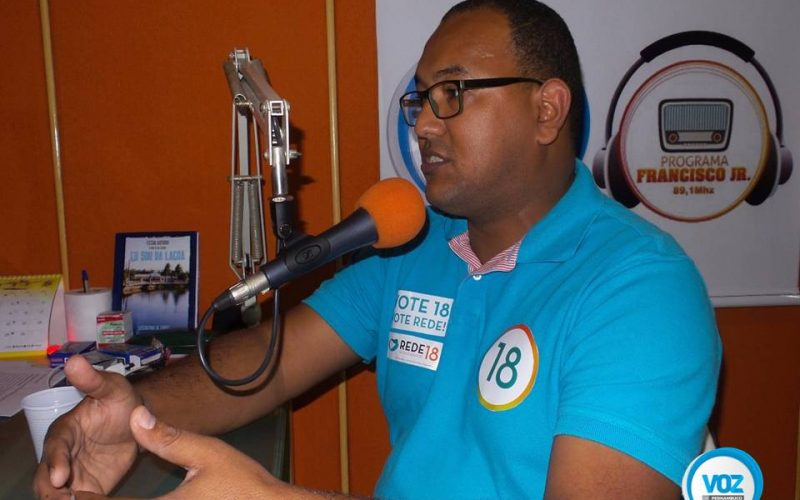 Assista a entrevista do candidato a prefeito de Paudalho Maicon Nunes ao Programa Francisco Jr e Voz de Pernambuco