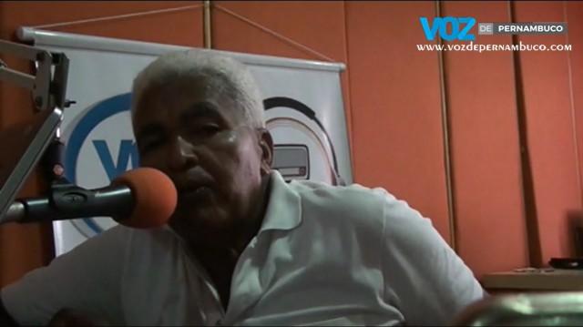 Assista a entrevista do candidato a prefeito de Tracunhaém Biu Oliveira no programa Francisco Jr e Voz de Pernambuco