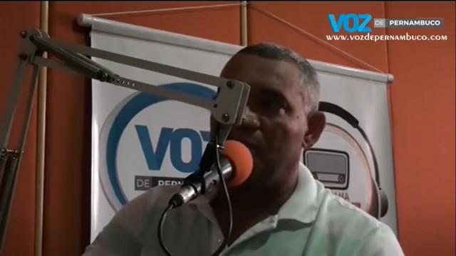 Assista a entrevista de Nido Coelho no Programa Francisco Júnior e Voz de Pernambuco