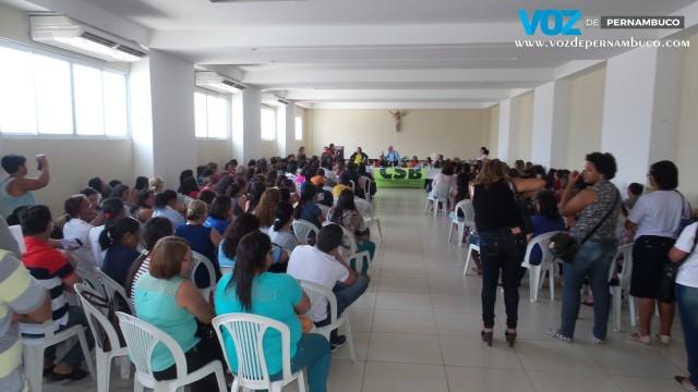 Novo sindicado de professores foi fundado em Carpina