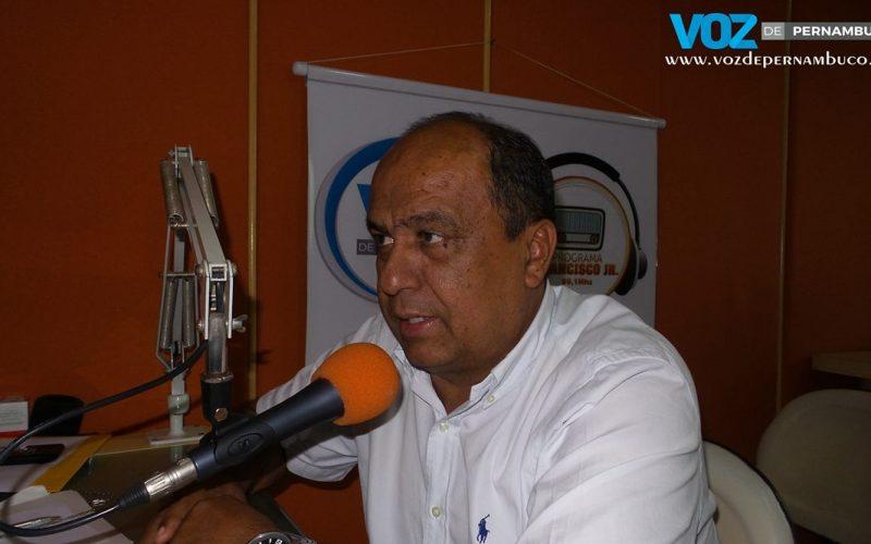 Assista a entrevista do candidato Carlinhos do Moinho no Programa Francisco Jr e Voz de Pernambuco