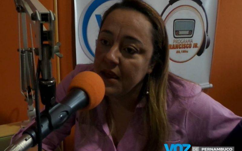 Após obter mais 700 e não conseguir se eleger, Lidiane Alves agradece expressiva votação em Carpina