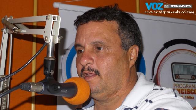 Vereador Carpinense é alvo da operação Caça Fantasma que investiga esquema na câmara de Carpina
