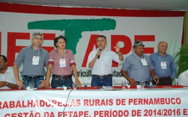 Movimento sindical dos trabalhadores Rurais deve ter candidatura à ALEPE em 2018