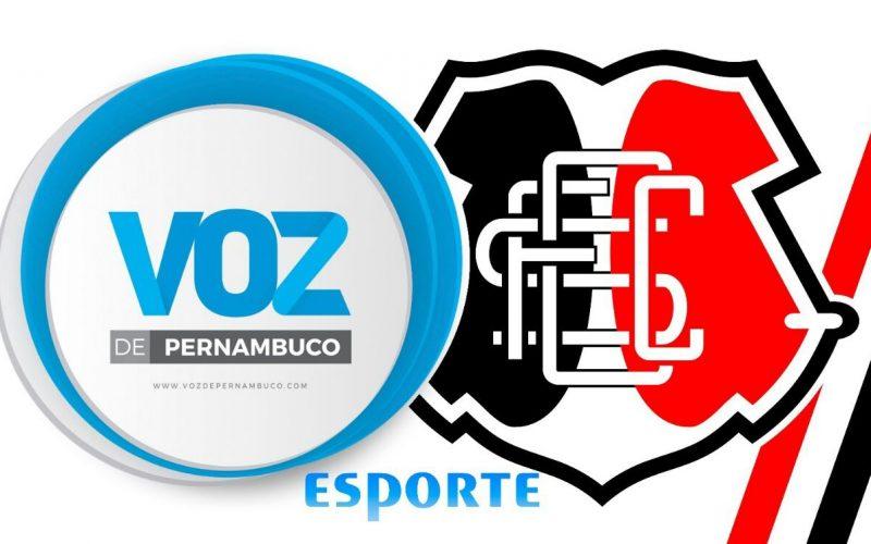 Em último jogo pela Série B, Santa Cruz goleia Juventude no Arruda