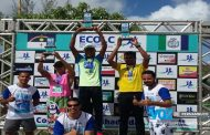 Atleta de Araçoiaba vence corrida em Lagoa do Carro