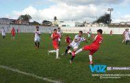 Em Carpina, Atlético-PE perde para Central pelo Pernambucano Sub-20