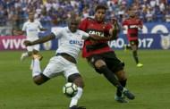 Sport perde para Cruzeiro e sai do G-6