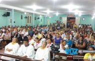 Carpina: Paróquia do Sagrado Coração de Jesus celebra festa do Padroeiro