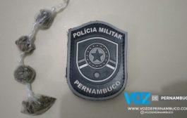Jovem é detido com drogas em Aliança