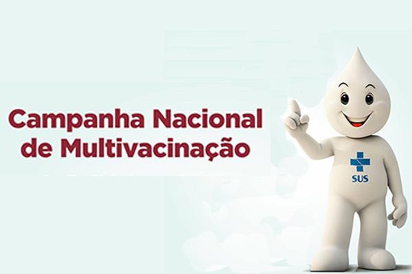 Em Tracunháem, Dia D da campanha Nacional de multivacinação acontece neste sábado (16)