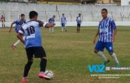 Seleção de Carpina joga bem e vence Palmares pela Copa do Interior