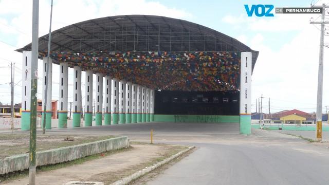 Parque de Eventos Jota Cândido em Carpina será revitalizado