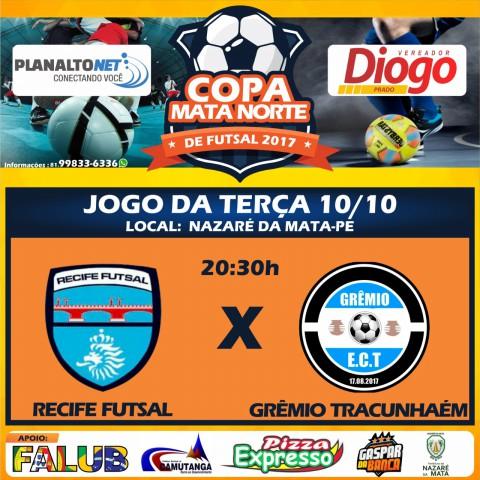 Copa Mata Norte: Em Nazaré da Mata, a bola rola nesta terça (10)