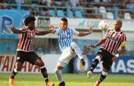No penúltimo jogo pela Série B, Santa Cruz é goleado pelo Paysandu fora de casa
