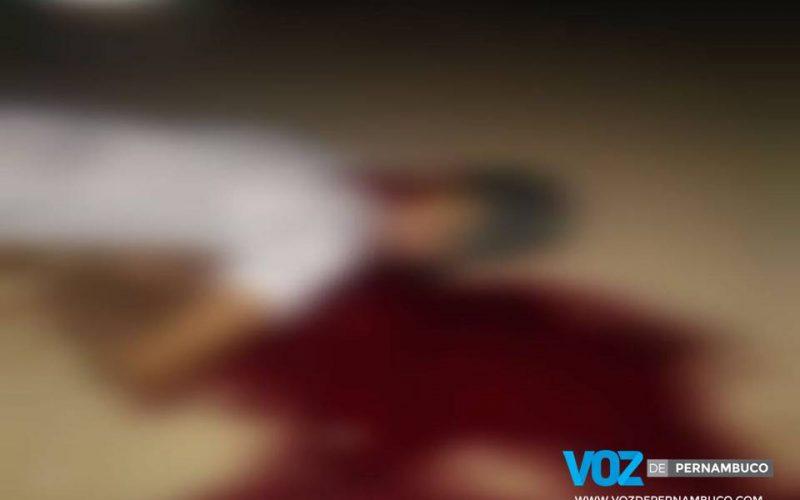 Homem foi assassinado no último sábado (25) em Lagoa de Itaenga