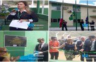 Espaço para abrigar visitantes de detentos foi inaugurado na penitenciária de Limoeiro