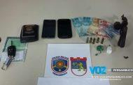 Ex-vereador carpinense paga fiança e responderá em liberdade por porte ilegal de arma