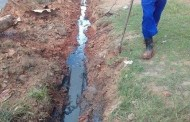 Obras de restauração de esgoto e saneamento estão sendo feitas em Tracunhaém
