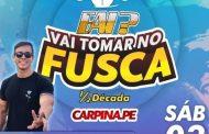 """Bloco """"E aí? Vai tomar no Fusca?"""" confirma participação no Carnaval 2018 de Carpina"""