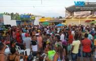 """Bloco """"Jacaré"""" fez estréia no carnaval em Lagoa do Carro"""