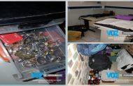 Objetos furtados são recuperados em Nazaré da Mata