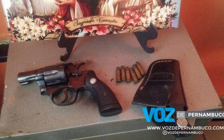 Resultado de imagem para Armas são apreendidas em Condado