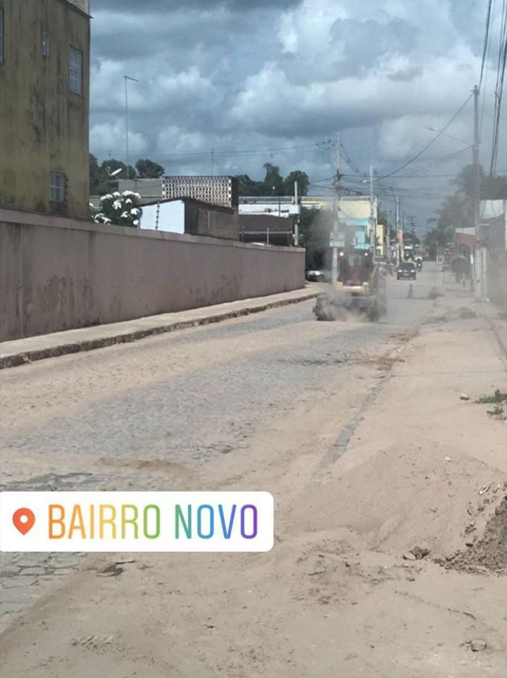 Obras de asfalto nos acessos do Shopping Carpina começam nesta quinta (28)