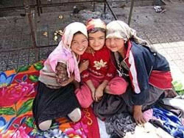 Etnia uigur - Wikipedia, la enciclopedia libre