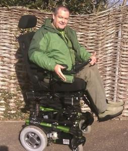 elektrický invalidný vozík zdvih