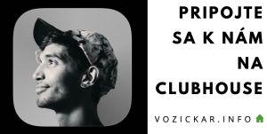 Vozickar.info na Clubhouse