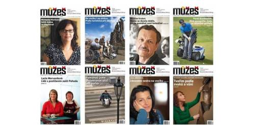 časopis Můžeš - konto Bariéry