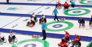 curling - turnaj